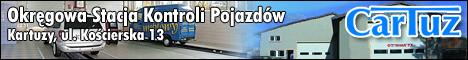 Okręgowa Stacja Kontroli Pojazdów Kartuzy i Skarszewy z wszelkimi uprawnieniami. Pełny zakres badań. OSKP Okręgowa Stacja Kontroli Pojazdów GKA-05 OSKP